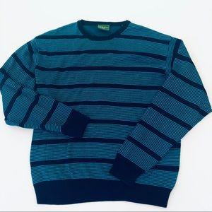 Bobby Jones Cotton Crew Neck Sweater Size XL